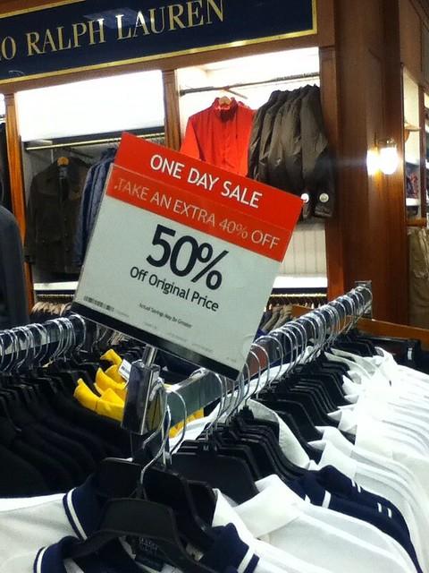 Polo Ralph Lauren 90% OFF