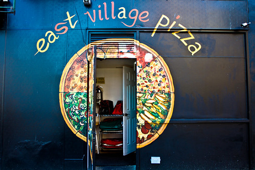 East Village Pizza