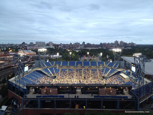 US Open Tennis 2012_Stadium