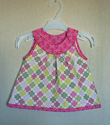 Snappy toddler top front