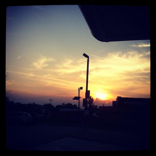 WPIR - Sonic sunset