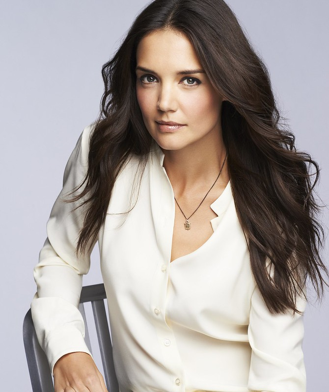 Katie Holmes Press Photo Approved