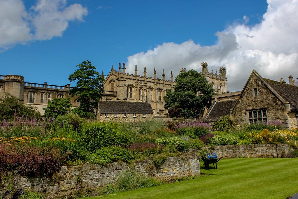 Christ Church College de Oxford
