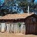 House of one of the four families still in Monte Negro - Casa de una de las 4 familias que quedan en Monte Negro, Región Mixteca, Oaxaca, Mexico por Lon&Queta