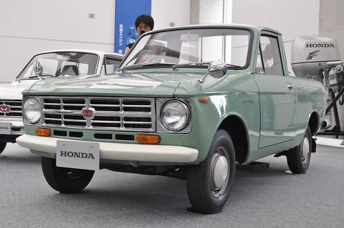 1967 HONDA P800