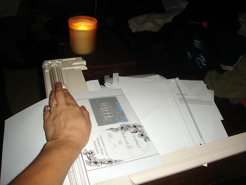 Making Programs by Candlelight