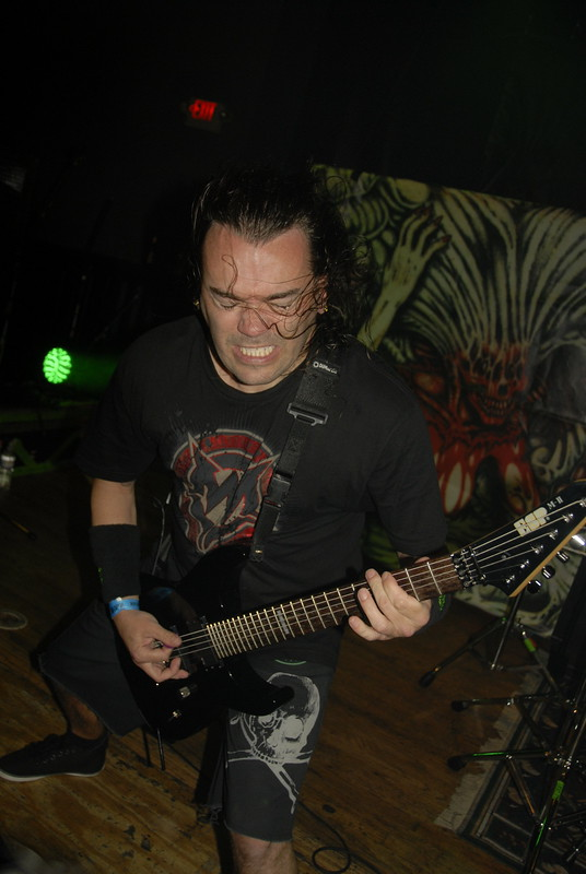Jeremy Wagner of Broken Hope