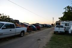Lots of Cars at Hauli Huvila