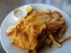 meal, breakfast, junk food, fish and chips, fried food, meat, french fries, food, dish, cuisine,