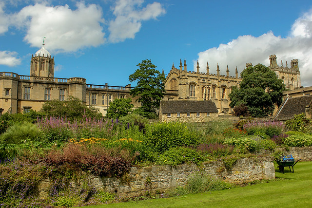 Christ Church College de Oxford