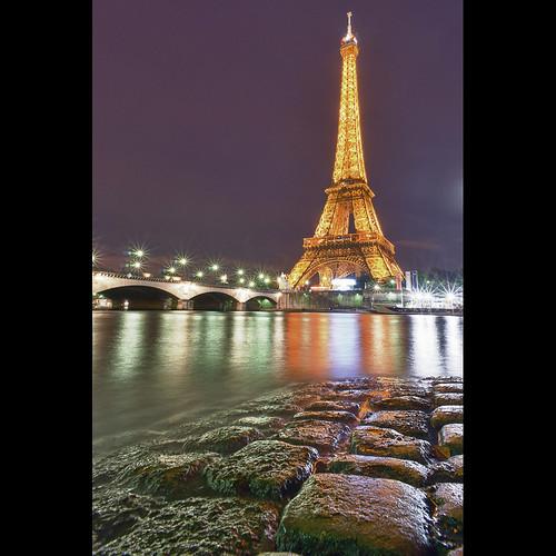 Seine on Tour, Paris.