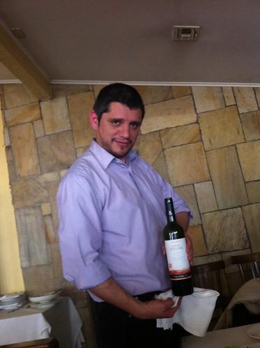 Valparaiso | Portofino | Claudio y vino