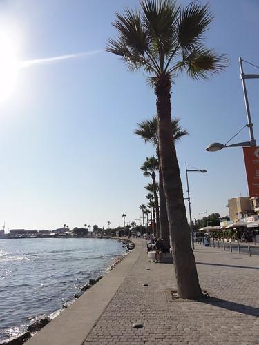 Paphos (Pafos) boulevard