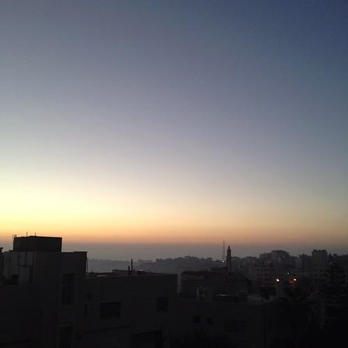 6:10am.