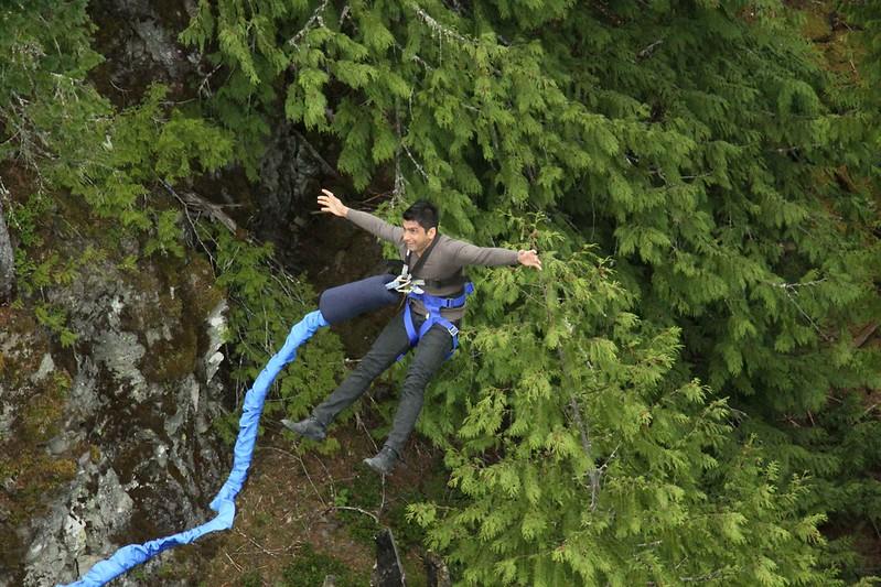 Whistler Bungee Jumping