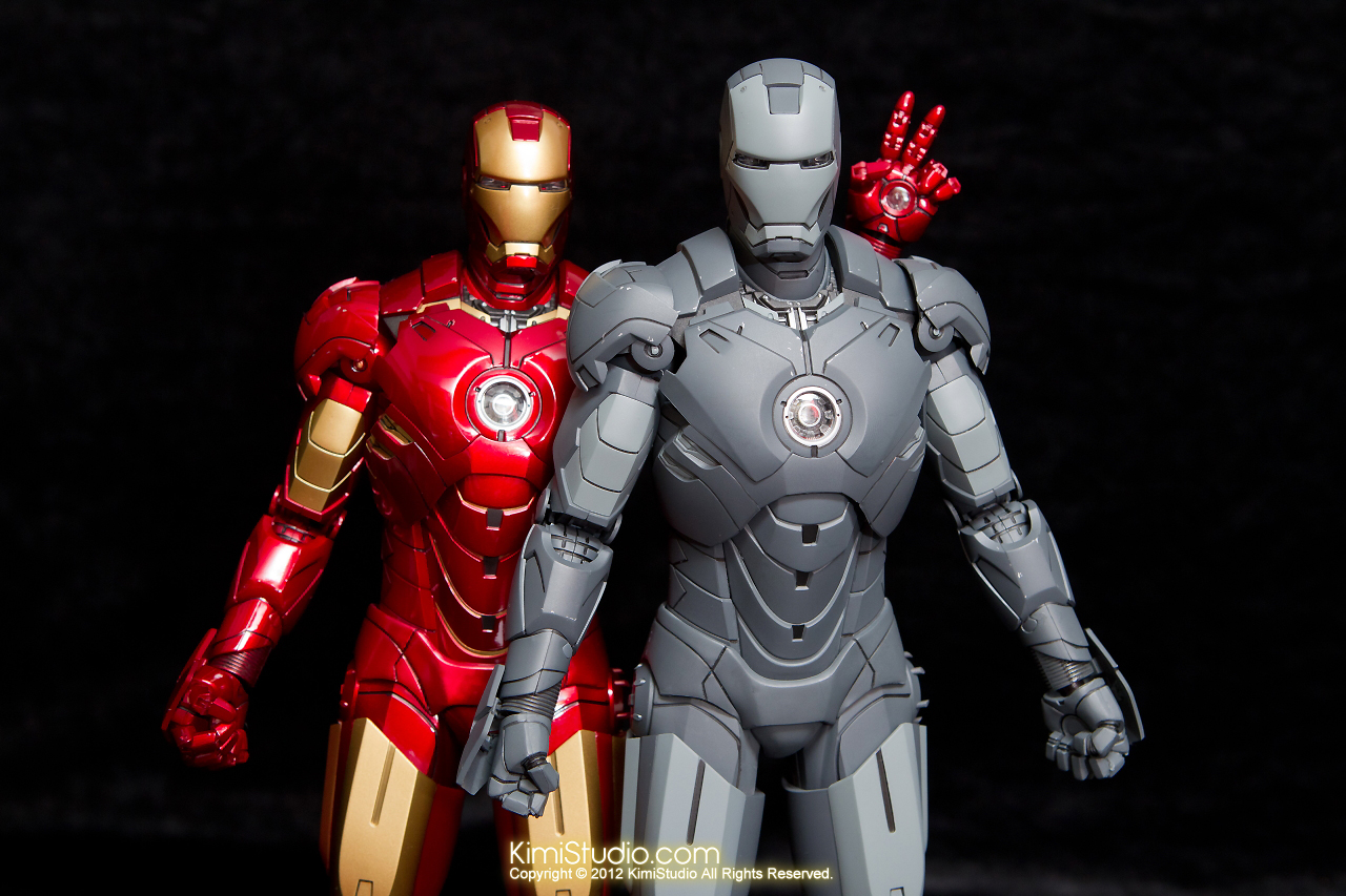 2012.09.13 MMS171 Hot Toys Iron Man Mark IV 異色版-040