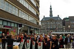 's-Hertogenbosch - Chorale sur la Place principale