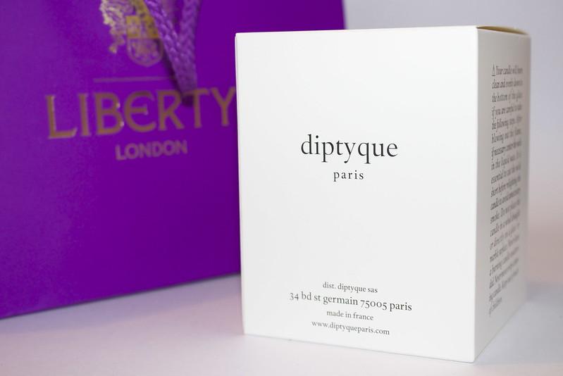 Diptyque candle - Violette
