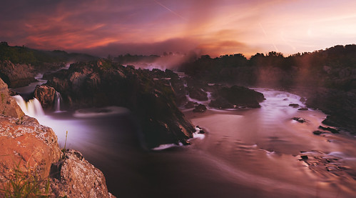 Great Falls Sunrise 9.14.2012