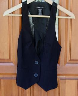 rampage vest  (for swap)