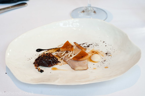 The Ledbury - Pork jowl