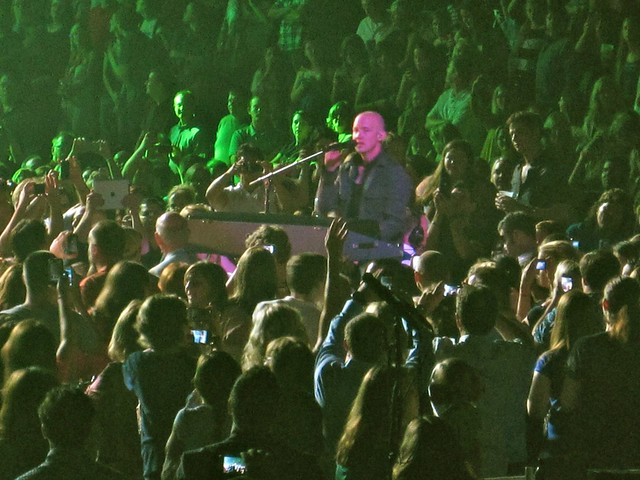 The Fray, Nashville 9-15-12