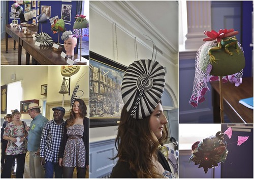 Bridport Hat Festival - Town Hall prizes