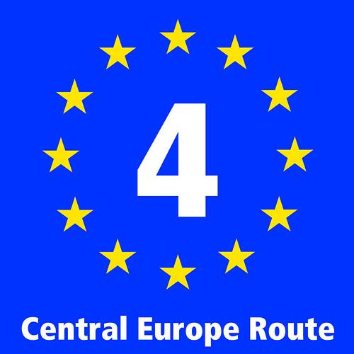 EuroVelo 4 - Central Europe Route