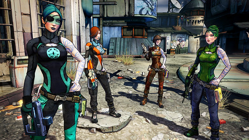 Borderlands 2 review screenshots