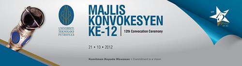 Majlis Konvokesyen 12 UTP