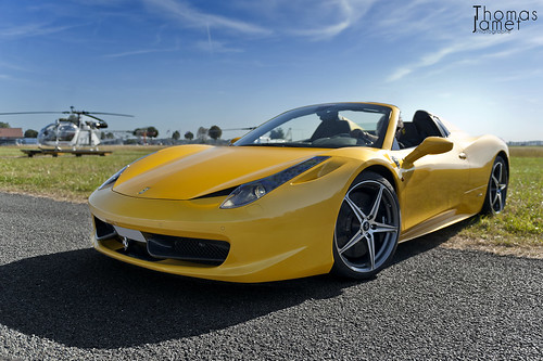 Ferrari 458 Spider, the perfection!