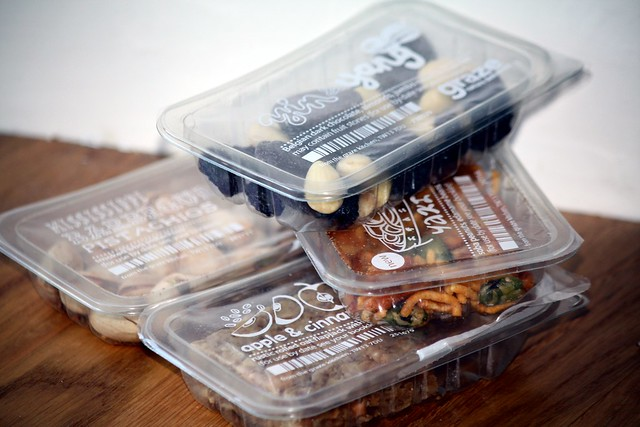 Graze box - contents