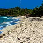(Nearly) Natural beaches in Guantanamo Province