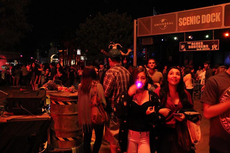 Halloween Horror Nights - Universal Studios Hollywood
