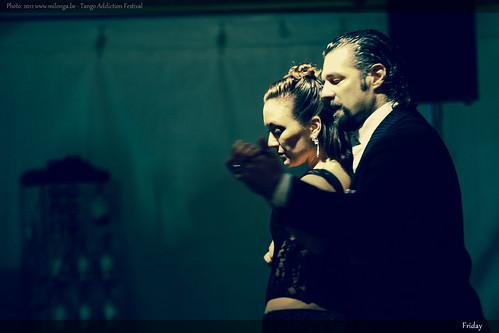Tango Addiction Festival - Friday