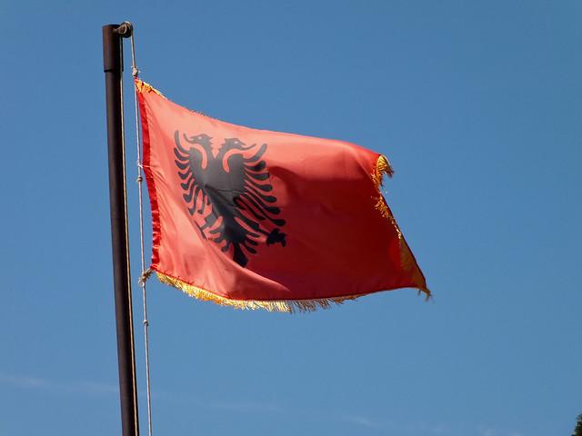 Header of Albania (country)
