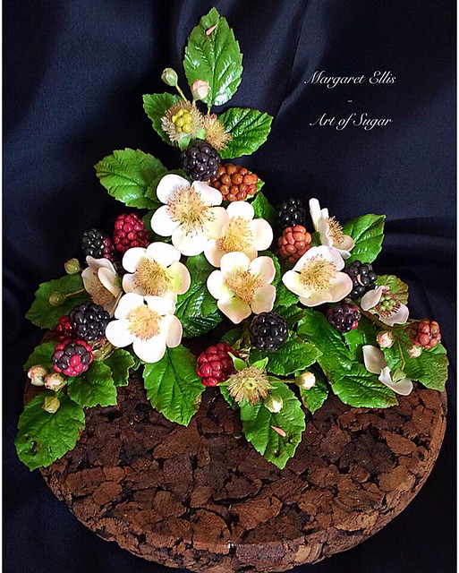 Fun with Sugar by ‎Margaret Ellis‎ of Margaret Ellis - Art of Sugar