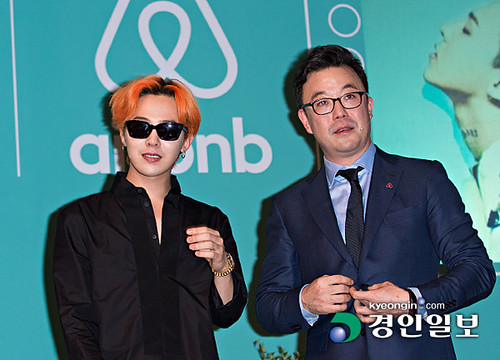 G-Dragon - Airbnb x G-Dragon - 20aug2015 - kyeongin - 07