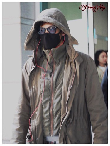 Big Bang - Incheon Airport - 10apr2015 - TOP - NoiizVip - 01