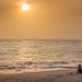 Small photo of Sunset at Alleppey/Alappuzha Beach Kerela