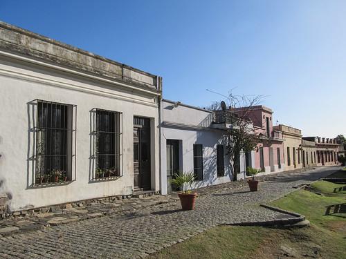 Colonia del Sacramento: le quartier historique et ses maisons colorées