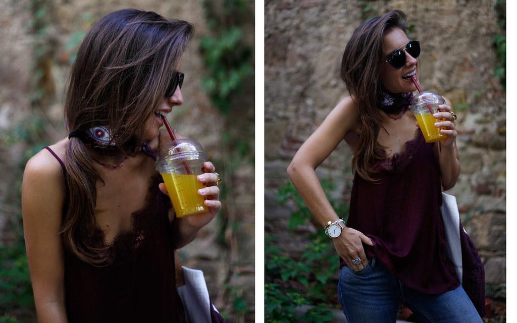 016_Look_otoño_burgundy_blogger_theguestgirl