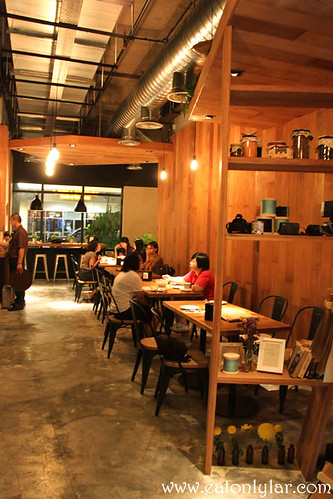 Interior, Namoo Korean Dessert Cafe n Bistro on the Park