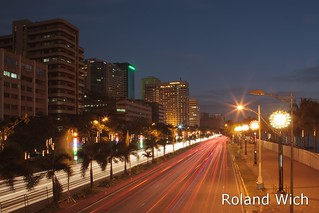 Manila - Roxas Boulevard