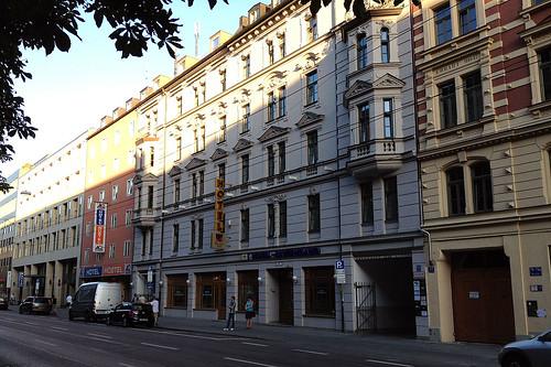 Hotel Bayernland - Bayerstraße