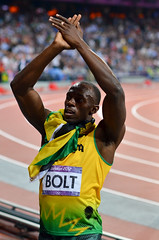 Usain Bolt The King of Sprint - 200m Olympic Champion - London 2012