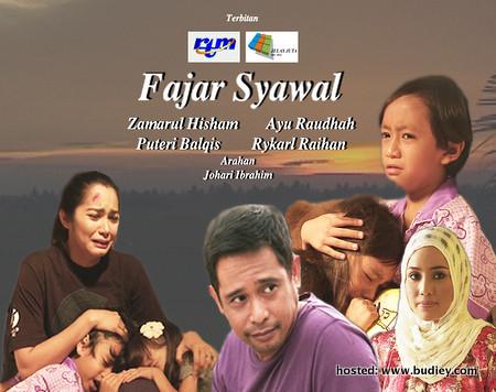 Drama Fajar Syawal yang menyentuh hati