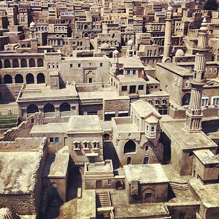 Rock houses of Mardin