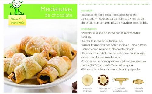 receta de La Saltena.com