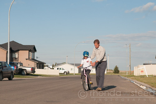 Learning to Ride a 2 Wheeler